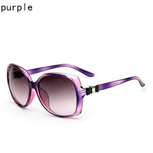 Gorgeous Purple Sunglasses